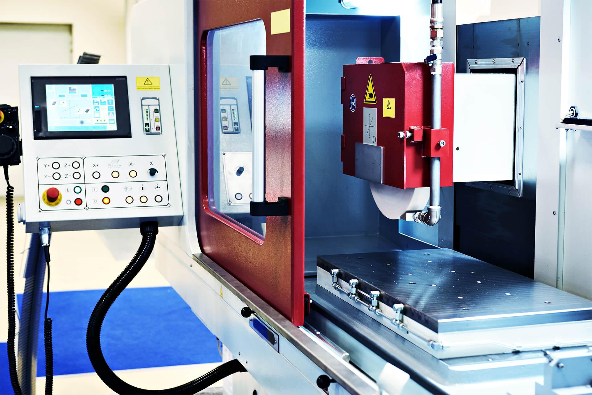 SILATEC MSS für Schleifmaschinen DIN EN ISO 16089