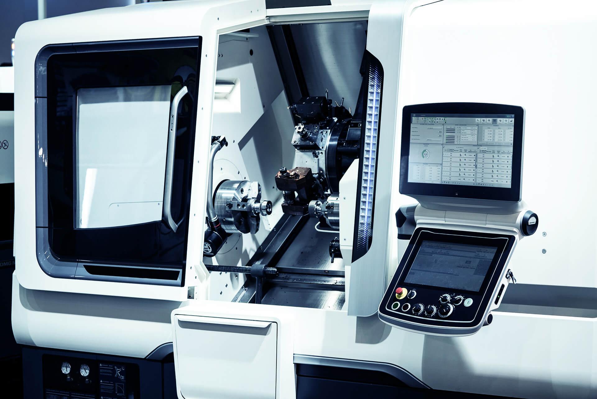 SILATEC MSS für Drehmaschinen DIN EN ISO 23125